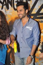 Jackky Bhagnani at the media promotion of the film Rangrezz in Mumbai on 13th March 2013 (52).JPG