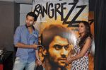Jackky Bhagnani, Priya Anand at the media promotion of the film Rangrezz in Mumbai on 13th March 2013 (38).JPG