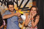 Jackky Bhagnani, Priya Anand at the media promotion of the film Rangrezz in Mumbai on 13th March 2013 (42).JPG