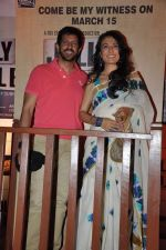 Mini Mathur, Kabir Khan at the Premiere of the film Jolly LLB in Mumbai on 13th March 2013 (38).JPG