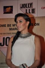 Neha Dhupia at the Premiere of the film Jolly LLB in Mumbai on 13th March 2013 (74).JPG