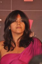 Ekta Kapoor at trailor Launch of film Lootera in Mumbai on 15th March 2013 (86).JPG