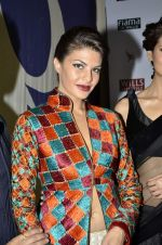 Jacqueline Fernandez on day 3 of of Wills Lifestyle India Fashion Week 2013 in Mumbai on 14th March 2013 (143).JPG