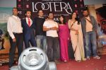 Sonakshi Sinha, Ranveer Singh, Ekta Kapoor, Anurag Kashyap at trailor Launch of film Lootera in Mumbai on 15th March 2013 (118).JPG