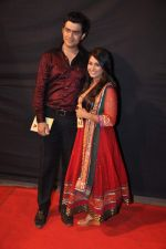 Chandni Bhagwanani, Rishabh Tripathi at CID veera Awards in Andheri Sports Complex, Mumbai on 16th March 2013 (59).JPG