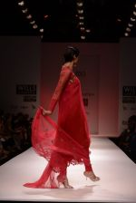 Model walks for Chandrani, Mrinalini, Dhruv-Pallavi Show at Wills Fashion Week 2013 Day 5 on 17th March  (116).JPG