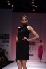 Model walks for Chandrani, Mrinalini, Dhruv-Pallavi Show at Wills Fashion Week 2013 Day 5 on 17th March  (148).JPG