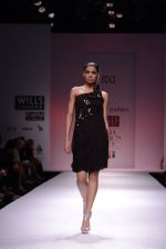 Model walks for Chandrani, Mrinalini, Dhruv-Pallavi Show at Wills Fashion Week 2013 Day 5 on 17th March  (151).JPG