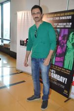 Sanjay Suri at the premiere of the film Salaam bombay on completion of 25 years of the film in PVR, Mumbai on 16th March 2013 (19).JPG