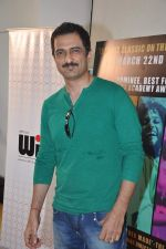 Sanjay Suri at the premiere of the film Salaam bombay on completion of 25 years of the film in PVR, Mumbai on 16th March 2013 (20).JPG
