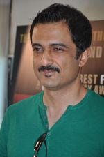 Sanjay Suri at the premiere of the film Salaam bombay on completion of 25 years of the film in PVR, Mumbai on 16th March 2013 (21).JPG