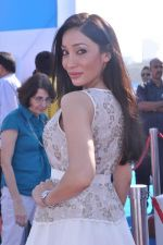 Sofia Hayat at Yes Bank International Polo Cup Match in Mahalaxmi Race Course, Mumbai on 16th March 2013 (35).JPG