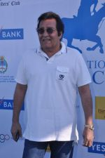 Vinod Khanna at Yes Bank International Polo Cup Match in Mahalaxmi Race Course, Mumbai on 16th March 2013 (60).JPG