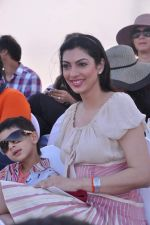 Yukta Mookhey at Yes Bank International Polo Cup Match in Mahalaxmi Race Course, Mumbai on 16th March 2013 (106).JPG