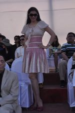 Yukta Mookhey at Yes Bank International Polo Cup Match in Mahalaxmi Race Course, Mumbai on 16th March 2013 (110).JPG