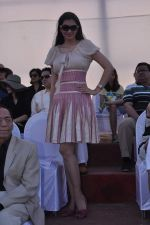 Yukta Mookhey at Yes Bank International Polo Cup Match in Mahalaxmi Race Course, Mumbai on 16th March 2013 (109).JPG