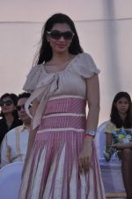 Yukta Mookhey at Yes Bank International Polo Cup Match in Mahalaxmi Race Course, Mumbai on 16th March 2013 (112).JPG