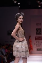 Model walks the ramp for Rehane Show at Wills Lifestyle India Fashion Week 2013 Day 5 in Mumbai on 17th March 2013 (102).JPG