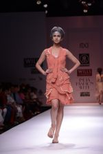 Model walks the ramp for Rehane Show at Wills Lifestyle India Fashion Week 2013 Day 5 in Mumbai on 17th March 2013 (35).JPG