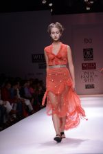 Model walks the ramp for Rehane Show at Wills Lifestyle India Fashion Week 2013 Day 5 in Mumbai on 17th March 2013 (105).JPG