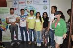 Shaan supports Cyclozeal organised by Humanitarian Welfare and research Centre in Leena Mogre Gym, Mumbai on 17th March 2013 (9).JPG