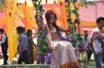 Sreejita De at Colors celebrate Holi in Mumbai on 17th March 2013 (137).JPG