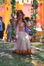 Sreejita De at Colors celebrate Holi in Mumbai on 17th March 2013 (142).JPG