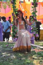 Sreejita De at Colors celebrate Holi in Mumbai on 17th March 2013 (143).JPG