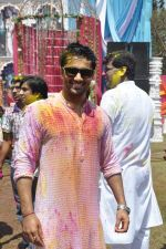 at Colors celebrate Holi in Mumbai on 17th March 2013 (105).JPG