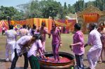 at Colors celebrate Holi in Mumbai on 17th March 2013 (22).JPG
