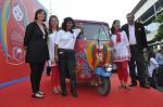 Cherie Blair at Vodafone Red Rickshaw event in Mumbai on 18th March 2013 (8).JPG