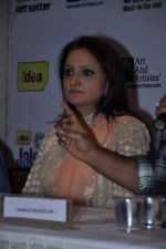 Durga Jasraj at Jalsa MUsic for the soul event in Mumbai on 20th March 2013(118).JPG