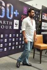 Ajay Devgan at Earth Hour event in Andheri, Mumbai on 22nd March 2013 (24).JPG