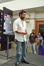 Ajay Devgan at Earth Hour event in Andheri, Mumbai on 22nd March 2013 (25).JPG