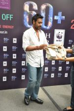 Ajay Devgan at Earth Hour event in Andheri, Mumbai on 22nd March 2013 (32).JPG