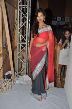 Esha Gupta at Manish Malhotra Show at Lakme Fashion Week 2013 Day 1 in Grand Hyatt, Mumbai on 22nd March 2013 (55).JPG