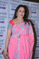 Hema Malini at Manish Malhotra Show at Lakme Fashion Week 2013 Day 1 in Grand Hyatt, Mumbai on 22nd March 2013 (102).JPG