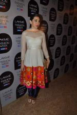 Karisma Kapoor at Manish Malhotra Show at Lakme Fashion Week 2013 Day 1 in Grand Hyatt, Mumbai on 22nd March 2013 (95).JPG