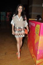Krishika Lulla at Manish Malhotra Show at Lakme Fashion Week 2013 Day 1 in Grand Hyatt, Mumbai on 22nd March 2013 (11).JPG
