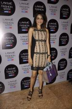 Madhoo Shah on Day 1 at Lakme Fashion Week 2013 in Grand Hyatt, Mumbai on 22nd March 2013 (41).JPG