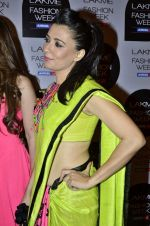 Mini Mathur on Day 1 at Lakme Fashion Week 2013 in Grand Hyatt, Mumbai on 22nd March 2013 (83).JPG