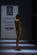 Model walk the ramp for Arpan Vohra Show at Lakme Fashion Week 2013 Day 1 in Grand Hyatt, Mumbai on 22nd March 2013 (55).JPG