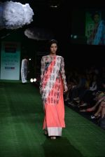 Model walk the ramp for Masaba Show at Lakme Fashion Week 2013 Day 1 in Grand Hyatt, Mumbai on 22nd March 2013 (95).JPG