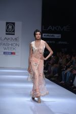Model walk the ramp for Rehane Show at Lakme Fashion Week 2013 Day 1 in Grand Hyatt, Mumbai on 22nd March 2013 (2).JPG