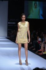 Model walk the ramp for Rehane Show at Lakme Fashion Week 2013 Day 1 in Grand Hyatt, Mumbai on 22nd March 2013 (20).JPG