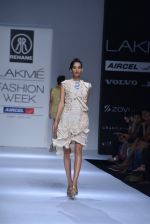 Model walk the ramp for Rehane Show at Lakme Fashion Week 2013 Day 1 in Grand Hyatt, Mumbai on 22nd March 2013 (22).JPG