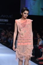 Model walk the ramp for Rehane Show at Lakme Fashion Week 2013 Day 1 in Grand Hyatt, Mumbai on 22nd March 2013 (30).JPG