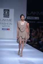Model walk the ramp for Rehane Show at Lakme Fashion Week 2013 Day 1 in Grand Hyatt, Mumbai on 22nd March 2013 (32).JPG