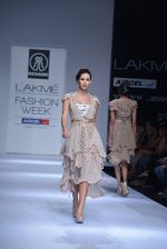Model walk the ramp for Rehane Show at Lakme Fashion Week 2013 Day 1 in Grand Hyatt, Mumbai on 22nd March 2013 (36).JPG