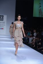 Model walk the ramp for Rehane Show at Lakme Fashion Week 2013 Day 1 in Grand Hyatt, Mumbai on 22nd March 2013 (38).JPG